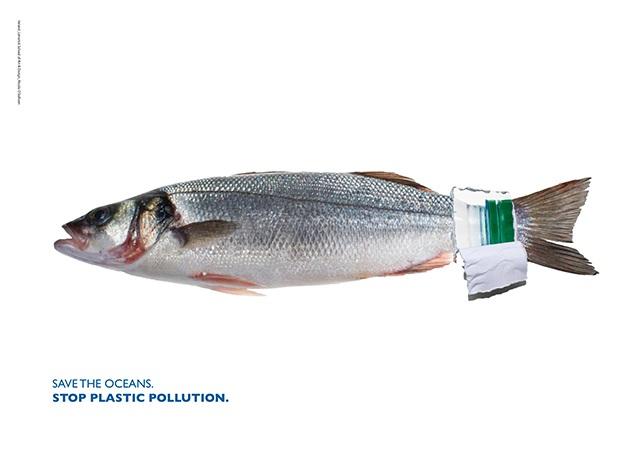 posters against ocean plastic Ireland NicolaOSullivan